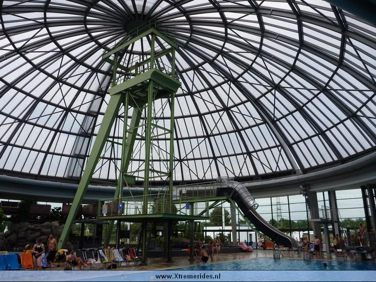 Aqua park 2010 - Zwembad toren ...